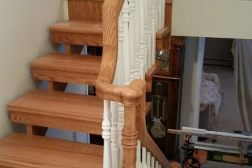 Custom Staircase Construction